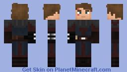 Anakin Skywalker - Star Wars: The Clone Wars Minecraft Skin