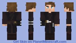 Anakin Skywalker (Star Wars: EPISODE III) (1.8) Minecraft Skin