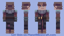 General Anakin Skywalker Minecraft Skin