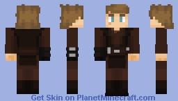 Star Wars: Revange of the Sith - Anakin Skywalker Minecraft Skin