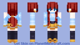 👑 Journey To The Past 👑 Minecraft Skin