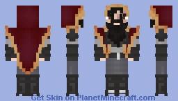 [LotC] [Commission] Anath Grandaxe Minecraft Skin