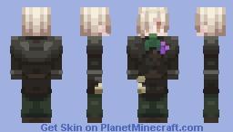 Andrew Kreiss - Identity V [Request] Minecraft Skin