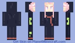 [Eureka Seven] Anemone - Nirvash type the END suit Minecraft Skin