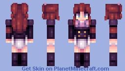 Ange Ushiromiya Minecraft Skin