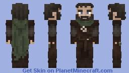 Anguy the Archer Minecraft Skin