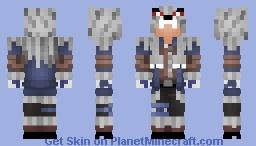 PUBG Mobile   Animal instinct Minecraft Skin