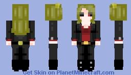 Monster Mondays🐍 ~ Animefied MoltenONI Minecraft Skin