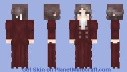 Anne Minecraft Skin