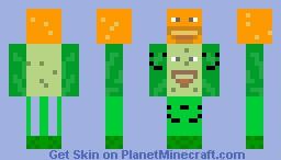 Annoying Orange w/ Friends Minecraft Skin
