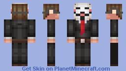 Anonymous Minecraft