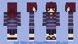 Anti-Social Masochistic Rage Minecraft Skin