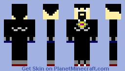 AntVenom (Machinma Realm Director) Minecraft Skin