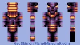 Anubis (For Peyton's Palette Challenge) Minecraft Skin