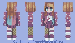anxii - Fanskin Minecraft Skin