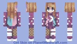 anxii // Skin Trade Minecraft Skin