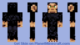 Reject humanity return to monke Minecraft Skin
