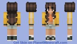 Apple Juice Minecraft Skin