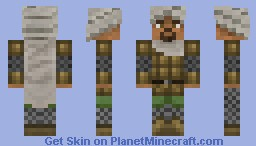 Arabian Sultan Minecraft Skin