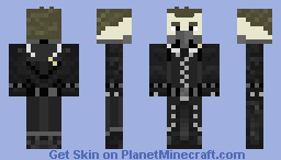 Kilo (Syndicate) [lowered saturation] Minecraft Skin