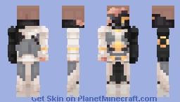 Arcann - Star Wars The Old Republic Minecraft Skin