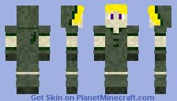 Archer Boy Minecraft Skin