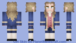 Archibald Cunningham {Rob Roy} Minecraft Skin