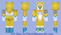 Skye Prower Minecraft Skin