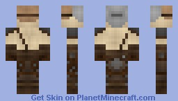 Arclight Raider - Fallout Minecraft Skin
