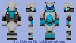 Arduan - Marine Minecraft Skin