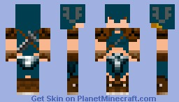Armadyl Fighter Minecraft Skin