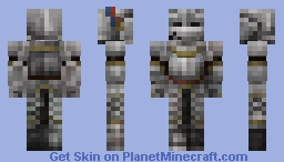 Faust of Lorena Minecraft Skin