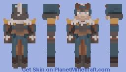 ↠ marche diabolique Minecraft Skin
