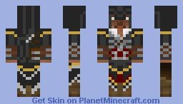 Ezio Assassins Creed Brotherhood Armor of altair Minecraft Skin