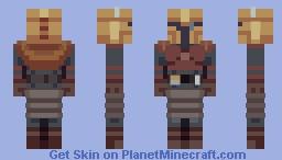 Armourer Minecraft Skin