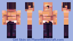Senator Armstrong | Battle of our Boss Skins Minecraft Skin