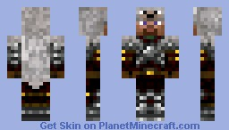 Wolf Hunter Minecraft Skin