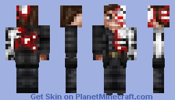 The Terminator [Now with 3D/Asymmetry!] Minecraft Skin