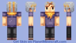 Aron Nieminen Minecraft Skin