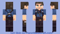 Arthur Morgan - RDR² Minecraft Skin