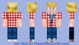 Oh So Country Minecraft Skin