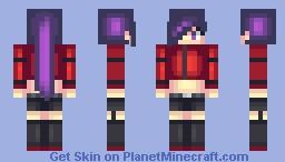 Aruma Todoroki (Danganronpa ReBirth) Minecraft Skin