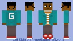 ASAP Rocky Minecraft Skin
