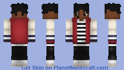 A$AP Rocky Minecraft Skin