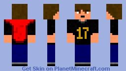 knut17 Minecraft Skin