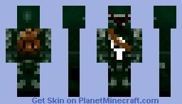 Ordus Minecraft Skin