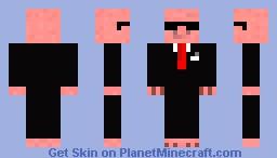 Agent Pigman Minecraft