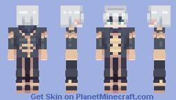 [ `` Ashe Ubert `` ] Minecraft Skin