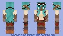 Ashliel 1 Minecraft Skin