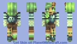 bottom of the sea Minecraft Skin